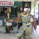 Kuumba Festival drums up the fun