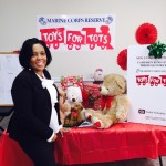 Toys for Tots to benefit Scotland, Robeson kids