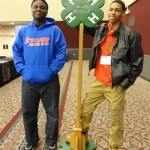 Students attend 4-H conference