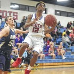 Scots survive scare from Swett