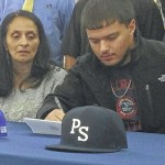 Swett's Strickland to join SAU baseball