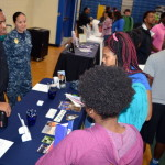 Scotland High students see options during career day