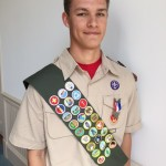 Laurinburg Scout accedes to Eagle rank