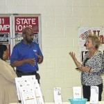 Scotland High shows off CTE program to business leaders