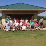 Laurinburg's first disc golf tourney takes flight