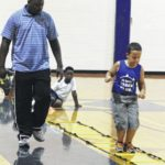 St. Andrews' basketball, wrestling hold kids camps