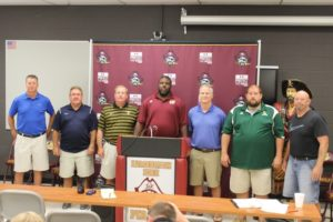 Scots to play in Battle of the Carolinas