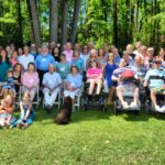 James-Patterson family hosts reunion