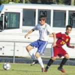 Scots soccer finishes week 1-1