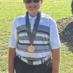 Youth wins junior golf championship