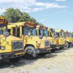 Scotland sheriff urges bus safety with school set to resume