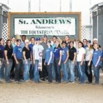 St. Andrews Western Team wins first show