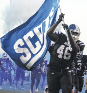 Scots steady at No. 2 in AP poll