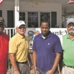 Veterans compete in golf tournament