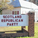 Signs stolen from Scotland County GOP