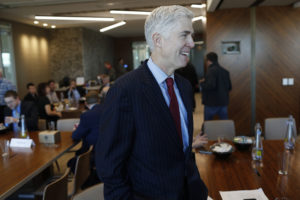 Trump nominates Gorsuch to Supreme Court