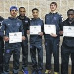 St. Andrews' basketball team earns numerous awards