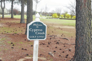 Local golfer sinks hole-in-one