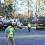 Rockingham driver cited in Laurinburg accident