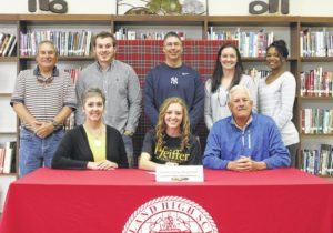 Beacham headed to Pfeiffer