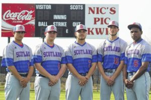 A closer look at Scots baseball