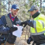 RCC class provides hands-on search training