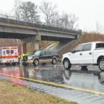 Laurel Hill woman charged in wreck