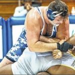 Knights wrestlers end season short of Nationals