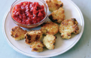 Ready for breaded cutlets of a different kind? Try cauliflower