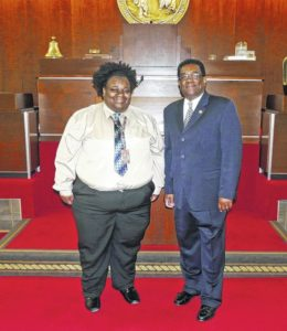 Laurinburg native to intern at General Assembly
