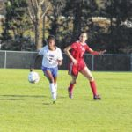 Lady Scots pick up first win