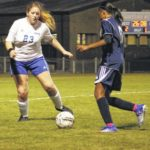 Lady Scots soccer falls in conference opener