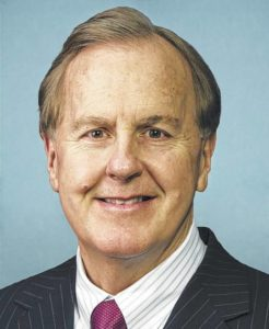 US Rep. Robert Pittenger impressed by Trump address