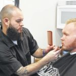Laurinburg barbershop keeps old traditions in new locale