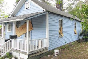 House where body was found on city's hit list