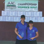 Lady Knights finish second at AAC qualifier