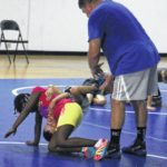 Knights to host 10th annual wrestling camp