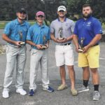 Knights wrestling holds 10th annual golf fundraiser