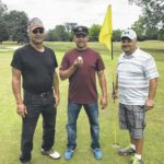 Local man hits hole-in-one