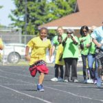Scotland County Special Olympians give 100 percent