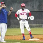 Scots go extra innings with Lumberton