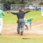 Second-round sorrow: Scots baseball ends season with 13-3 loss to J.H. Rose