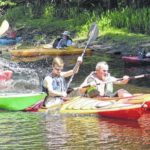 Wagram river race quite the challenge