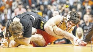Oklahoma State remains No. 1 after win over Iowa